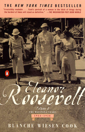 Eleanor Roosevelt, Volume 2 by Blanche Wiesen Cook
