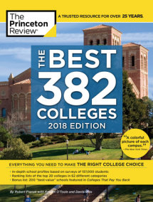 The Best 381 Colleges, 2018 Edition