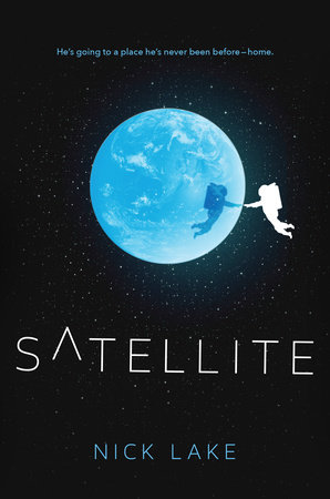 The cover of the book Satellite