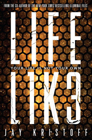 The cover of the book LIFEL1K3 (Lifelike)