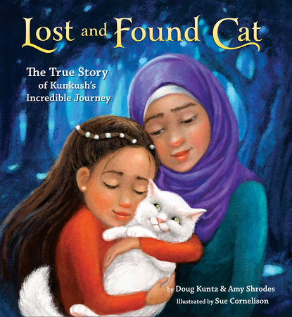 Lost and Found Cat by Doug Kuntz and Amy Shrodes