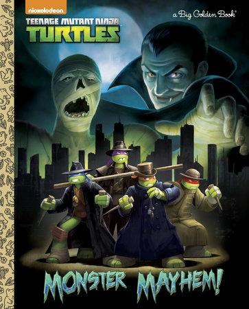 Monster Mayhem! (Teenage Mutant Ninja Turtles)