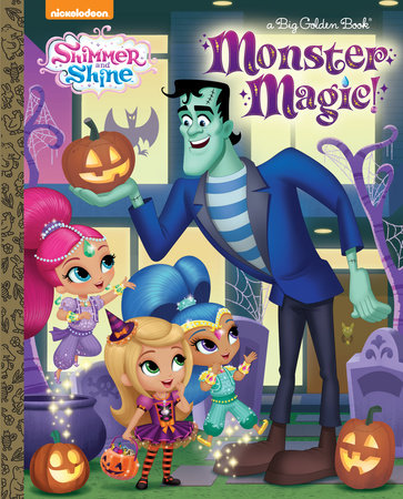 Monster Magic! (Shimmer and Shine)
