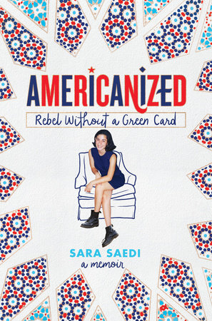 The cover of the book Americanized: Rebel Without a Green Card