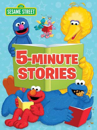 Sesame Street 5-Minute Stories (Sesame Street) by Various