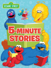Sesame Street 5-Minute Stories (Sesame Street)