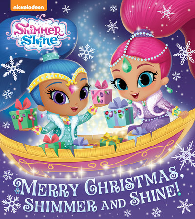 Merry Christmas, Shimmer and Shine! (Shimmer and Shine)