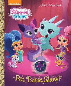 Pet Talent Show! (Shimmer and Shine)