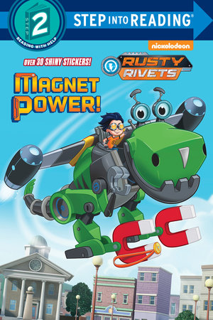 The Missing Medal (Rusty Rivets)