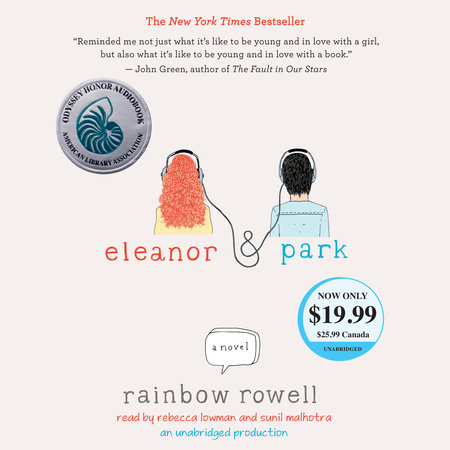Eleanor & Park Book Cover Picture