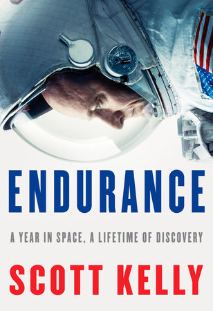 The cover of the book Endurance