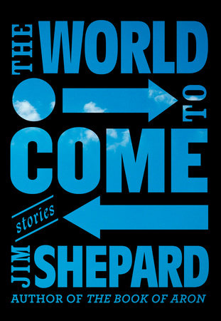 The cover of the book The World to Come