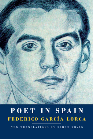 The cover of the book Poet in Spain