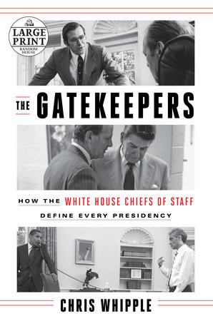The Gatekeepers by Chris Whipple