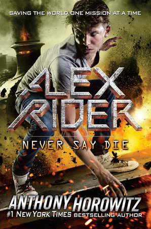 Alex Rider Snakehead Ebook