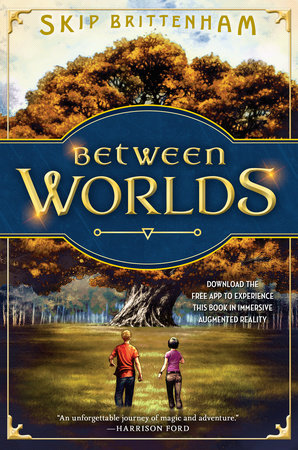 Between Worlds by Skip Brittenham