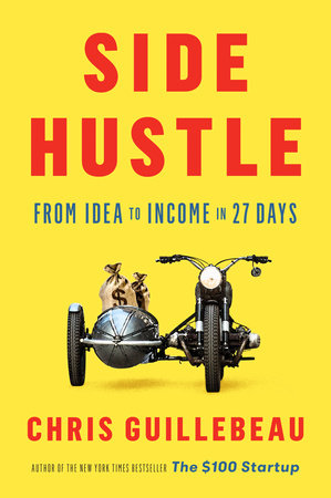 The cover of the book Side Hustle