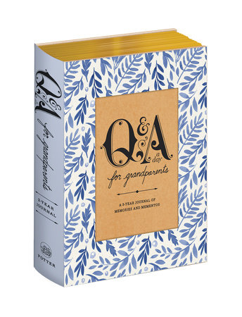 Q&A a Day for Grandparents by Potter