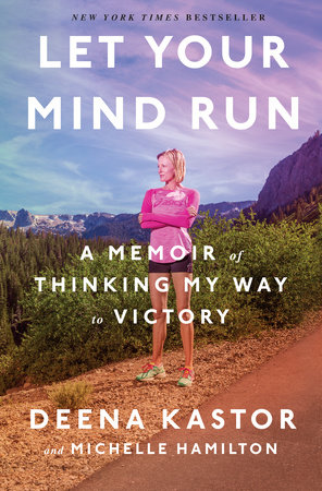 The cover of the book Let Your Mind Run