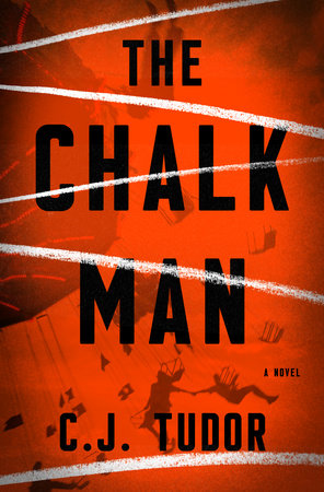 The cover of the book The Chalk Man