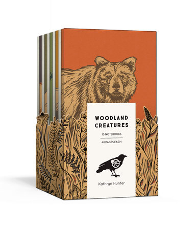 The cover of the book Woodland Creatures