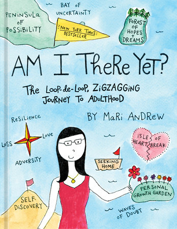 The cover of the book Am I There Yet?