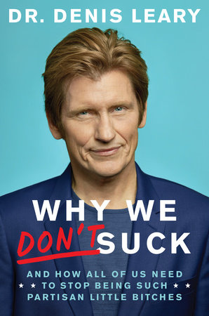 The cover of the book Why We Don't Suck