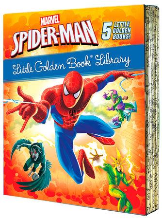 Marvel Little Golden Book Library #2 (Marvel)