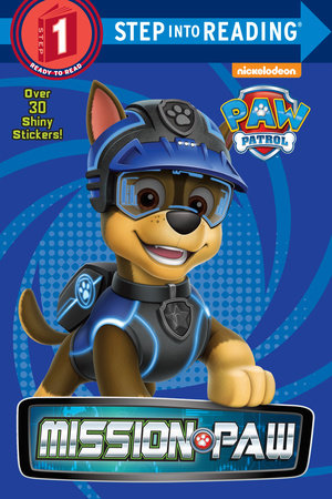 Mission PAW (PAW Patrol) by Random House; illustrated by Nate Lovett
