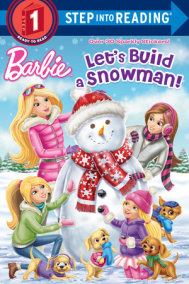 Let's Build a Snowman (Barbie)