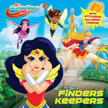 Lost & Found! (DC Super Hero Girls)