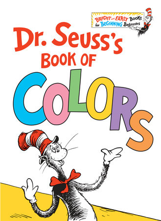 Cat In The Hat Dr Seuss Fish Color