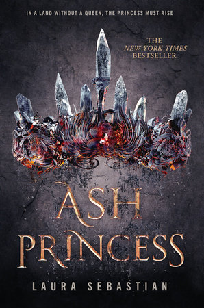 The cover of the book Ash Princess