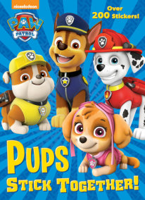 Pups Stick Together! (PAW Patrol)
