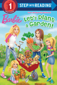 Let's Plant a Garden (Barbie)