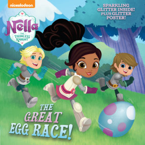 The Great Egg Race! (Nella the Princess Knight)