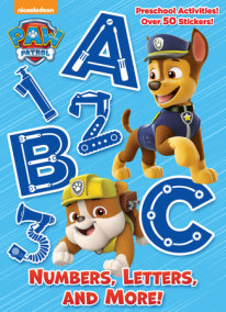 Numbers, Letters, and More! (PAW Patrol)
