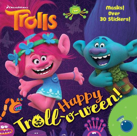 Happy Troll-o-ween! (DreamWorks Trolls)