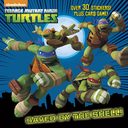 Saved by the Shell! (Teenage Mutant Ninja Turtles)
