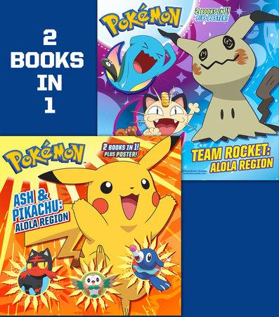 Pokémon Deluxe Pictureback #1 (Pokémon)