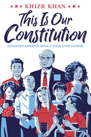 The cover of the book This Is Our Constitution