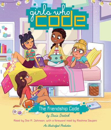 The Friendship Code #1 by Stacia Deutsch