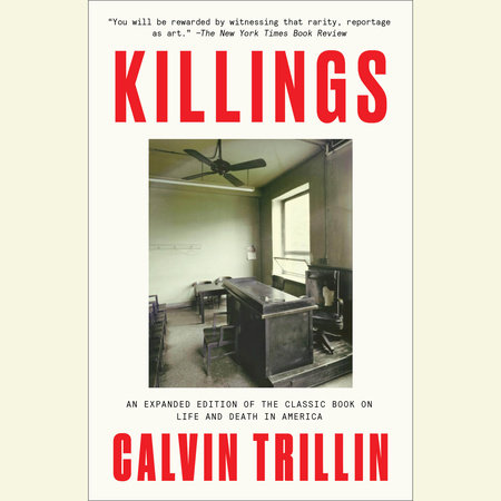 The cover of the book Killings