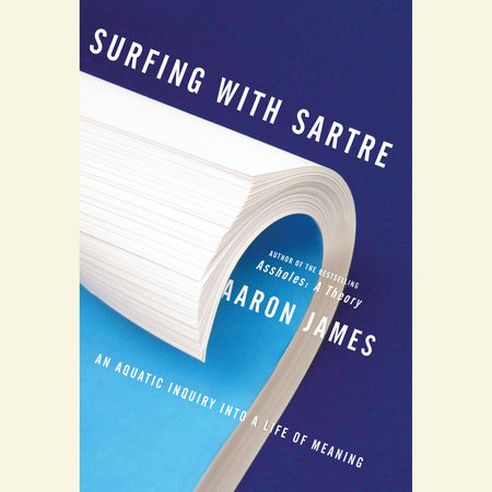Surfing with Sartre by Aaron James