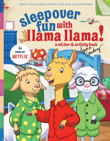 Sleepover Fun with Llama Llama by Penguin Young Readers Licenses