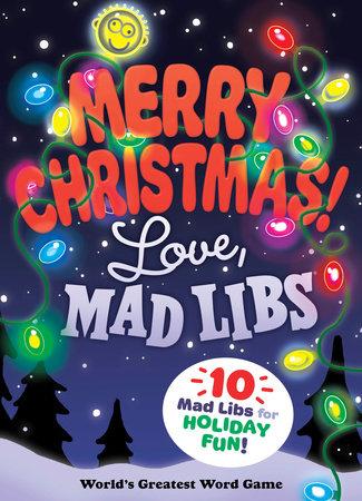 Merry Christmas! Love, Mad Libs