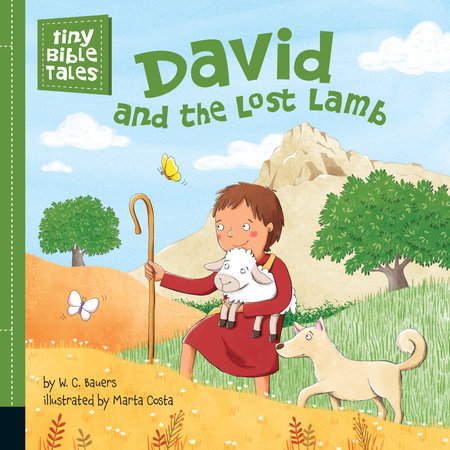 David and the Lost Lamb by W. C. Bauers