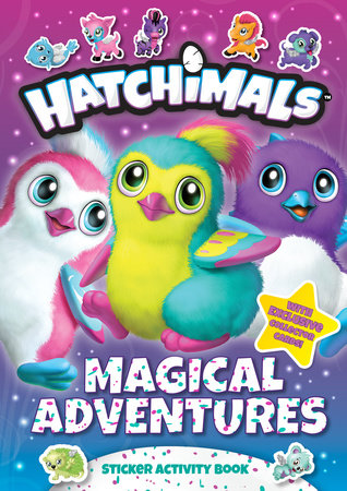 Magical Adventures by Penguin Young Readers