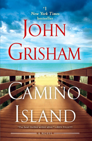The cover of the book Camino Island