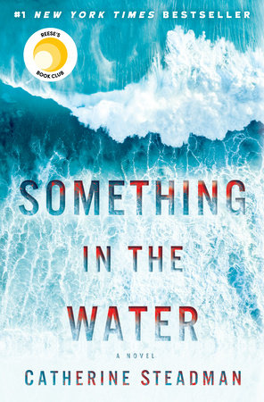 The cover of the book Something in the Water